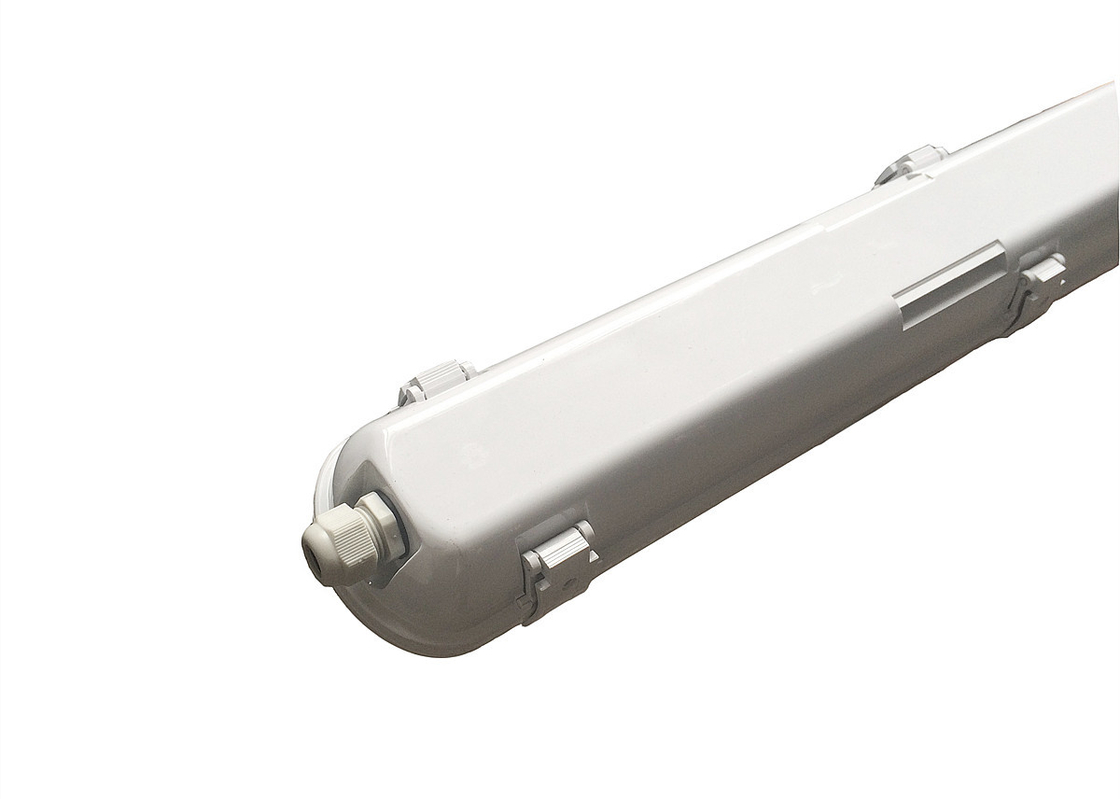 2ft Led tri-proof light,24watts non-isolated driver,PC+PC