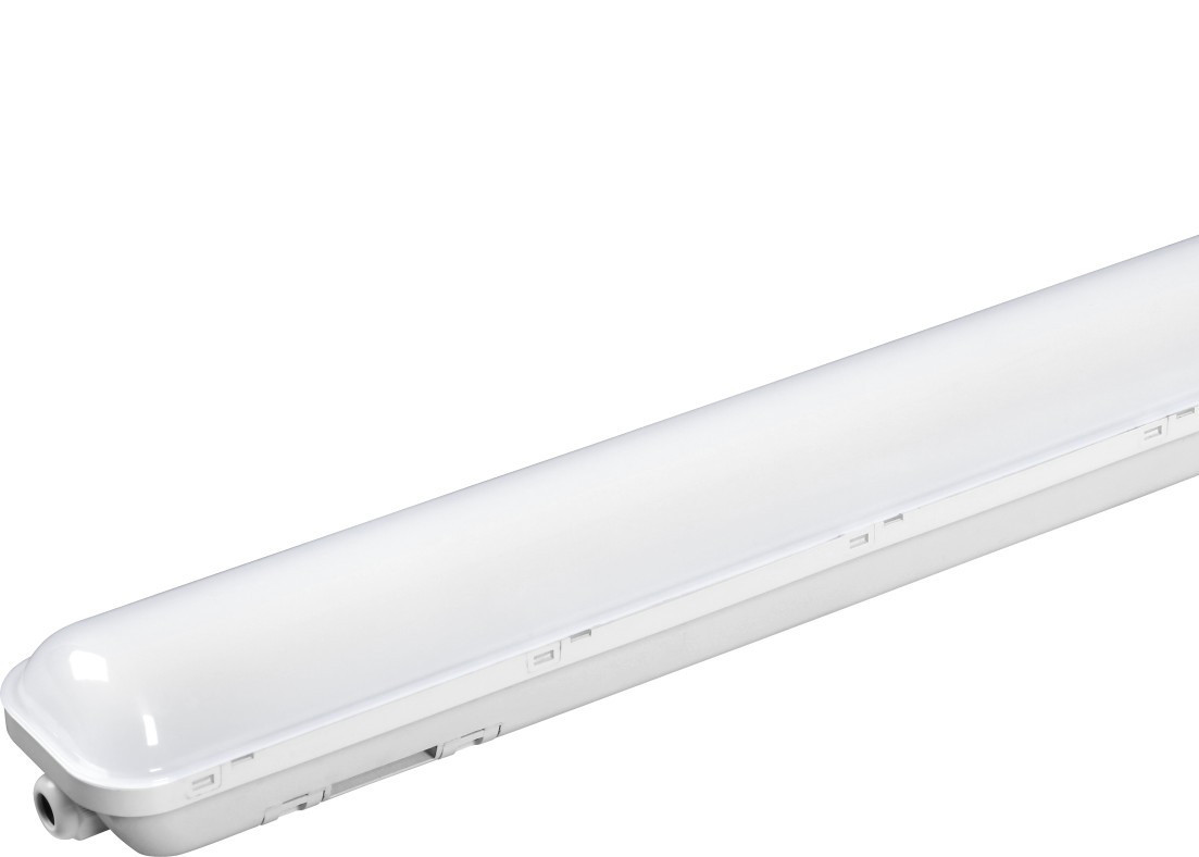 Exterior Integrated Weatherproof LED Batten Lights Cool White Light ...