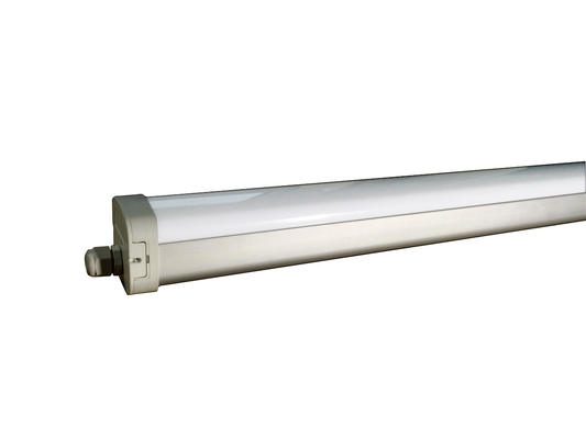 China Outdoor Cool White Weatherproof LED Batten Lights 24watts CCT 2700k Long Lifetime distributor