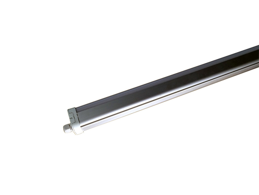 China LED Ip65 Weatherproof Batten Fitting 36w , Meeting Room 85 ~ 265V LED Batten Light Fittings distributor